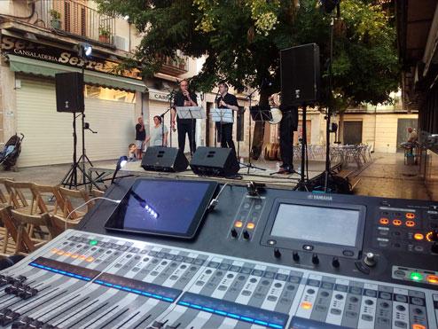 La Coixinera Concert vermut micsbcn