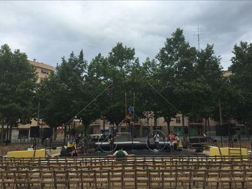 evento carrer mics bcn